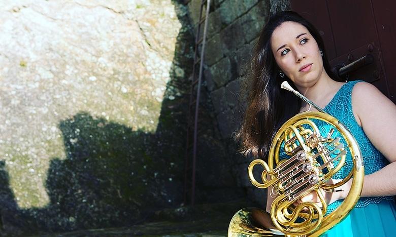 Cristiana, 22, is Rotterdam's new 1st horn