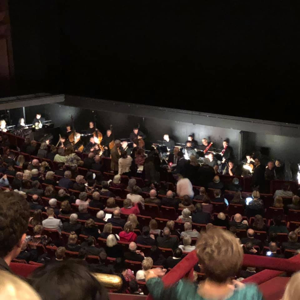 Chaos in Oz: Opera is disrupted by disgruntled composer
