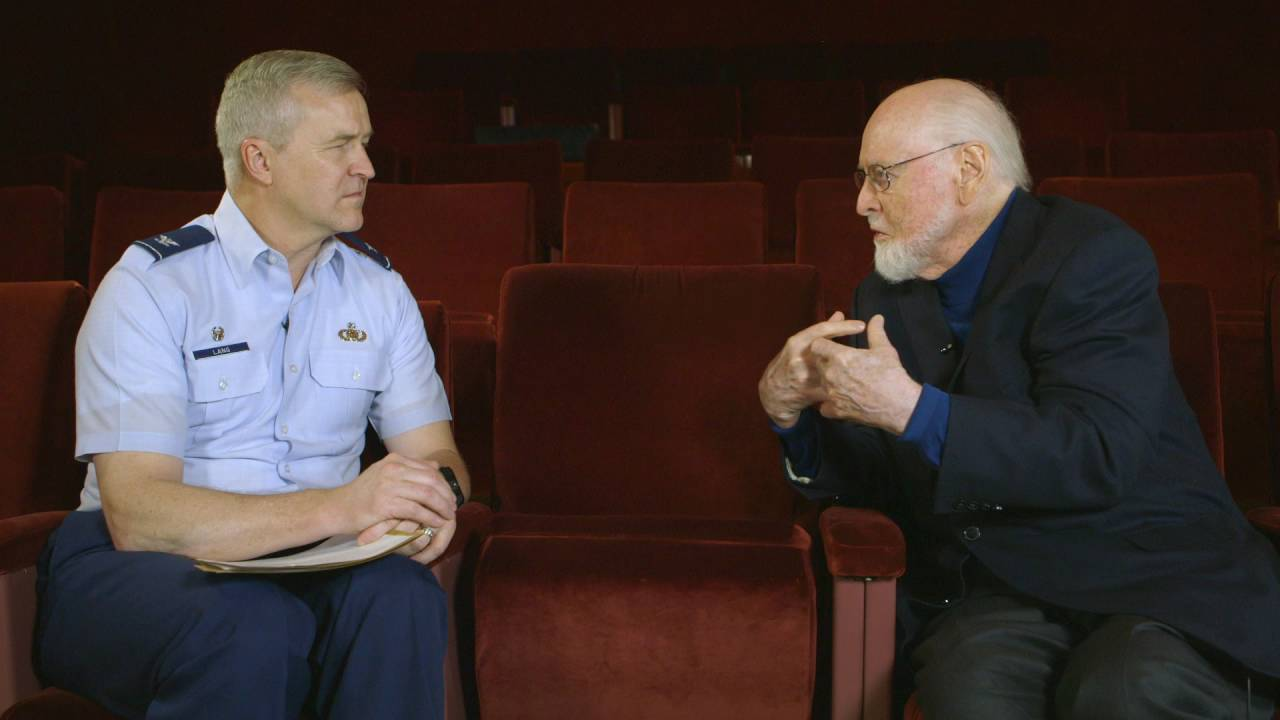 John Williams: My best times were in the US Air Force