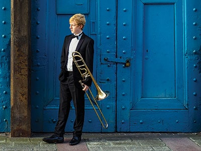 Trombones in the Tchaikovsky Competition