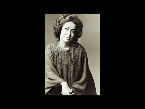 Sad death of Solti's star contralto, 76