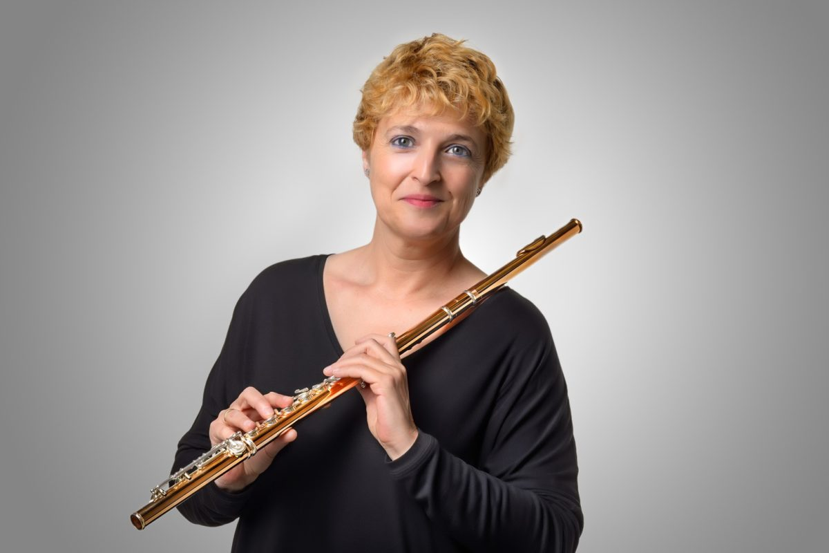 Principal flute is promoted to orchestra manager