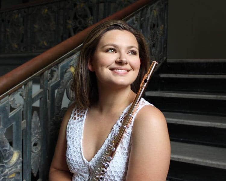 New York Philharmonic has new flute