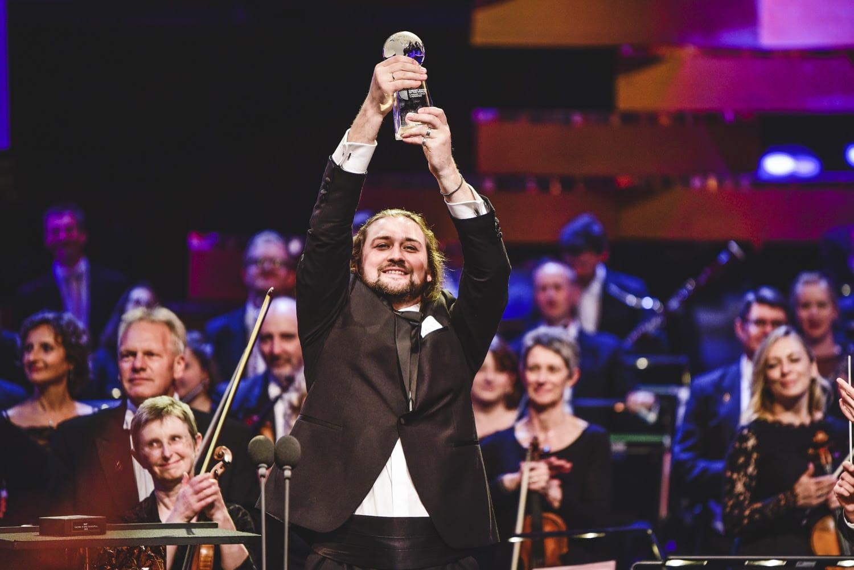 Just in: Ukrainian wins BBC Cardiff Singer of the World