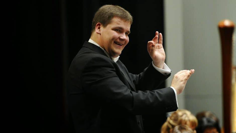 Maestro move: Latvian goes north