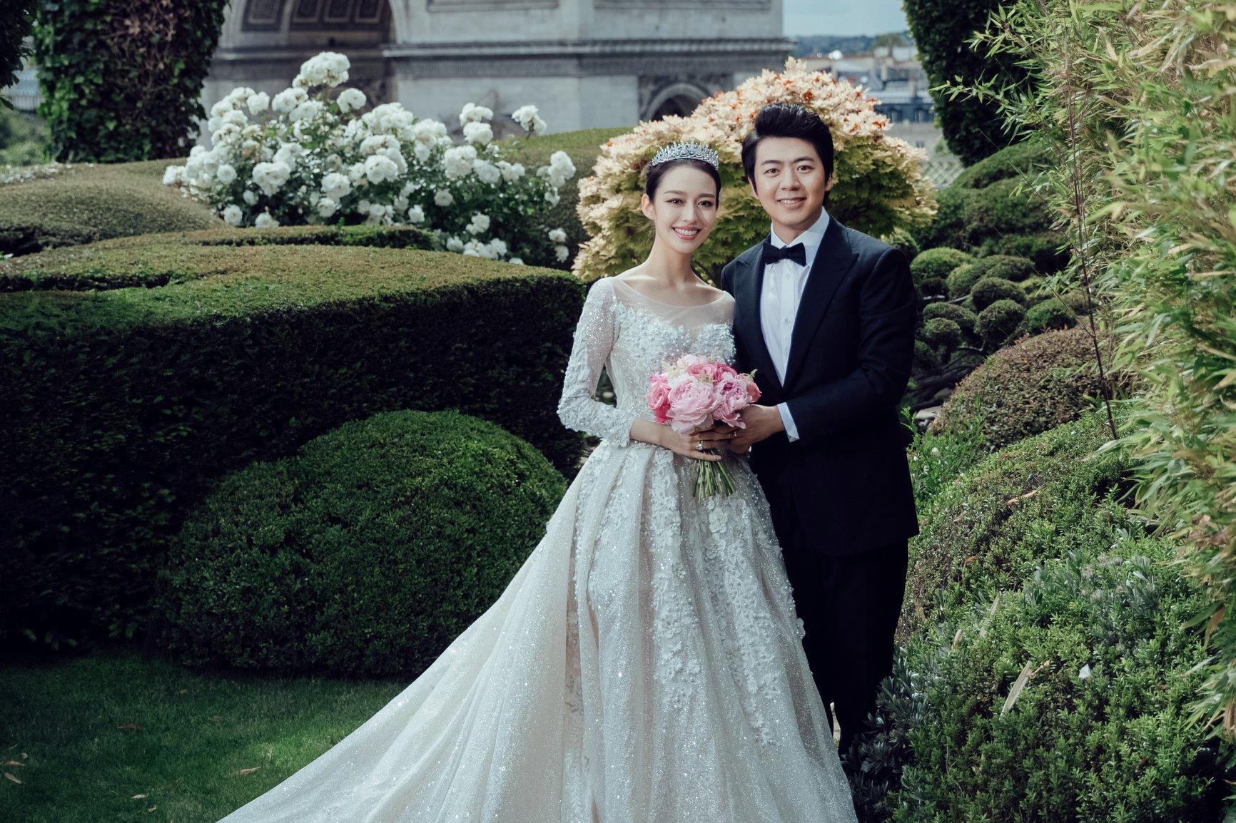 Lang Lang got married