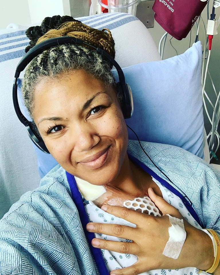 Opera diva in recovery after 5 hours of surgery