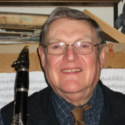 A composer with dementia replays his favourite theme