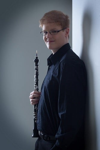 Vienna hires young oboe