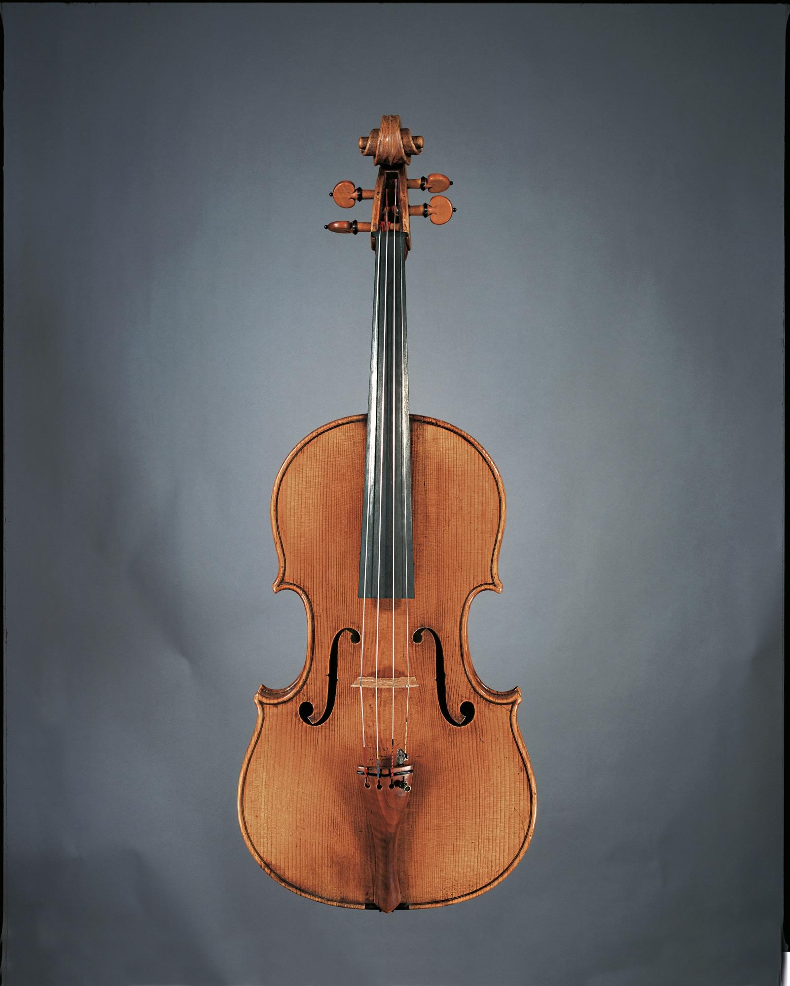 Beware the phony 'Mahler' Stradivari