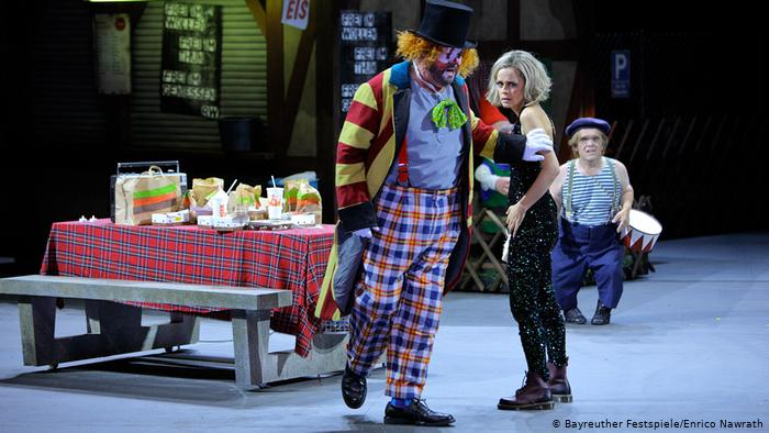 First-night review: Bayreuth becomes Gayreuth