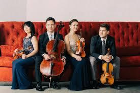US violinist switches quartet
