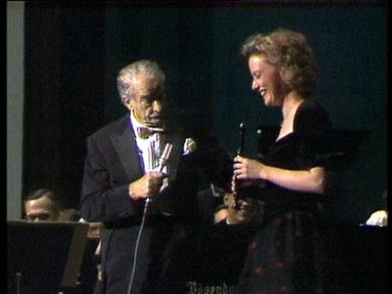 Ever seen Victor Borge on the recorder?