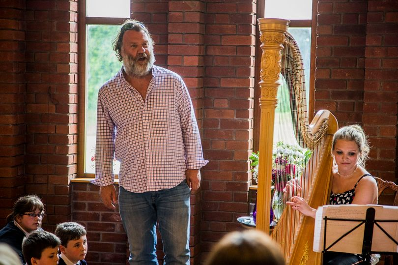 Bryn Terfel: When the world is dark, it needs a brighter stage