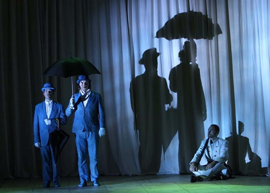 Just in: Britain loses an opera company