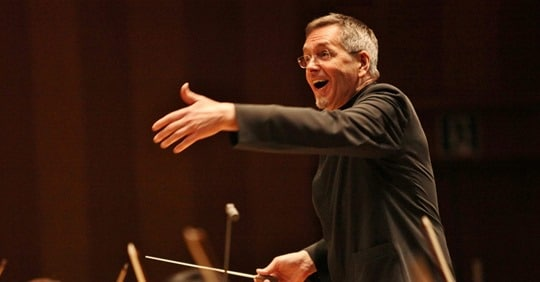 UK conductor gets German orch