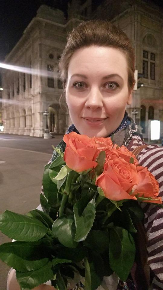 Vienna hauls soprano back from airport