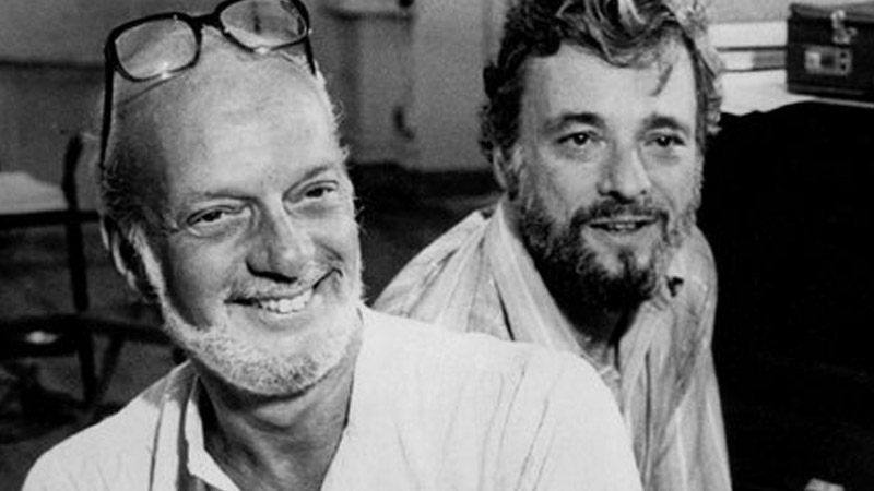 Just in: Hal Prince is dead