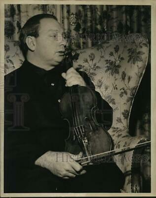 Isaac Stern was many things. Also a great violinist?