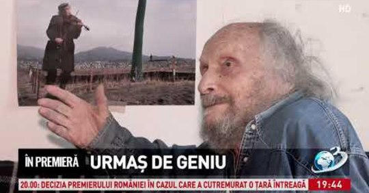 Ivry Gitlis: Nothing's more stupid than Beethoven's 5th