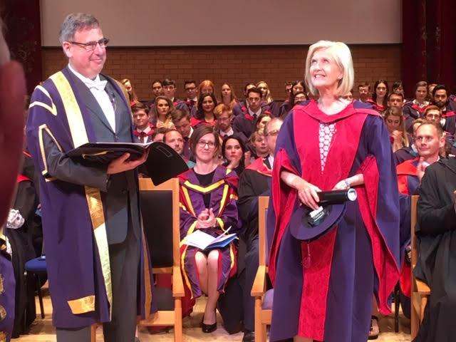 Scots honour an international soprano