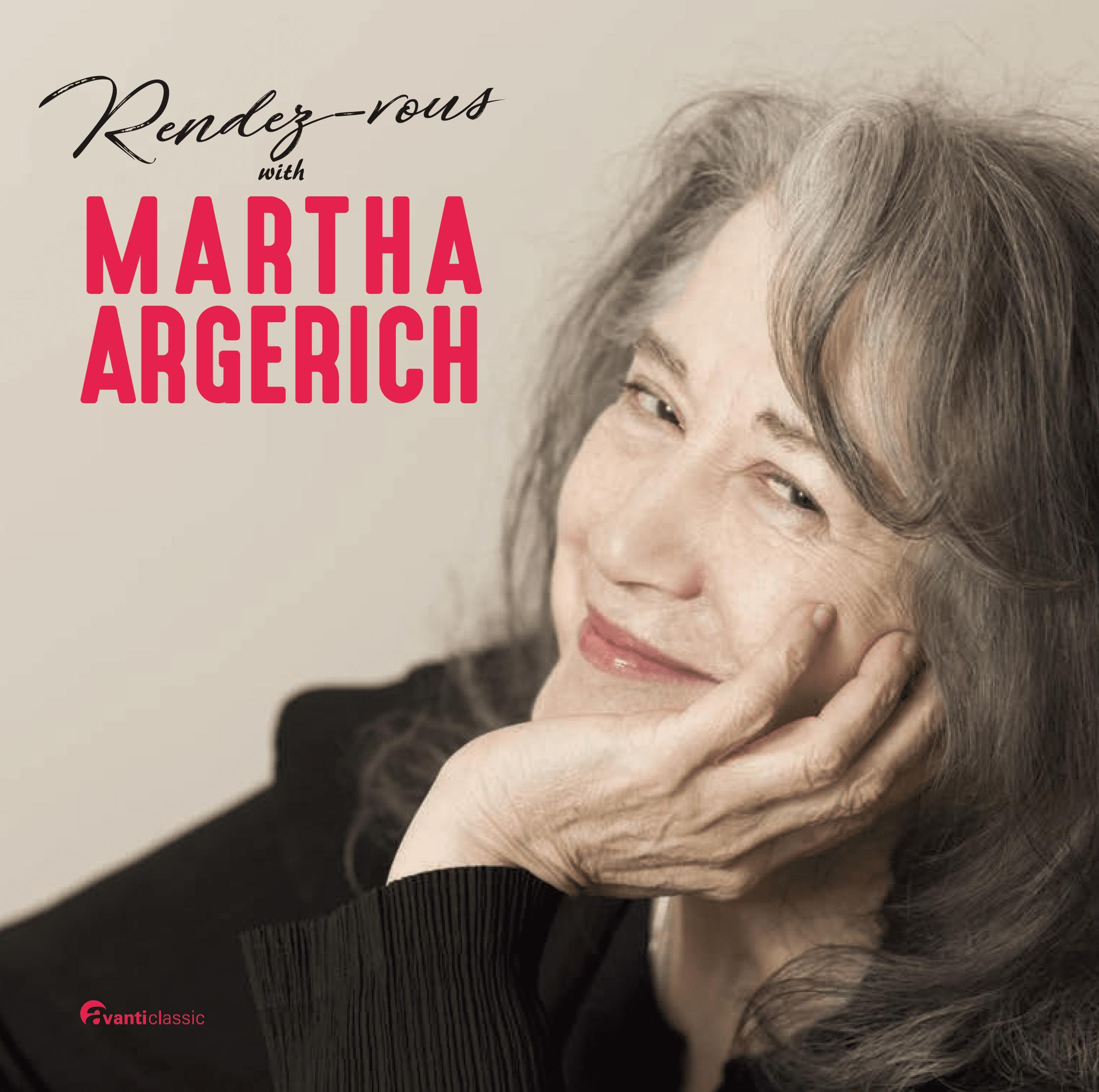 Salzburg loses Martha Argerich