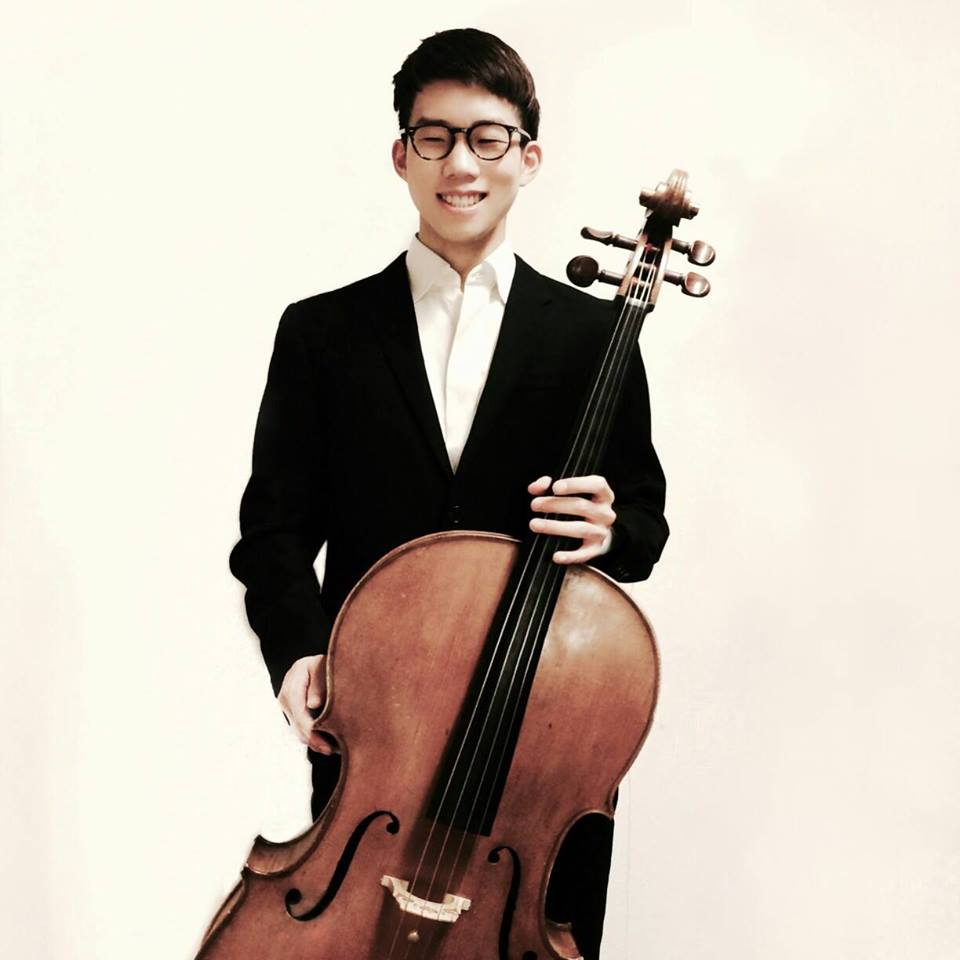 Cello finalists in the 2019 ARD competition