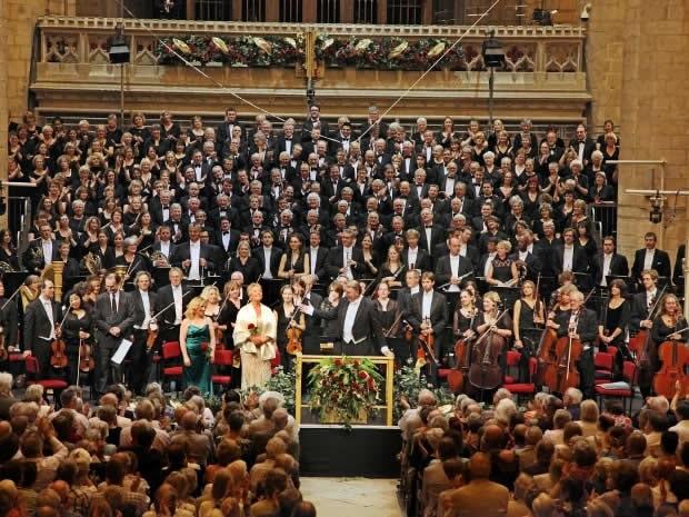 Beethoven 9 sales slump at UK Three Choirs Festival