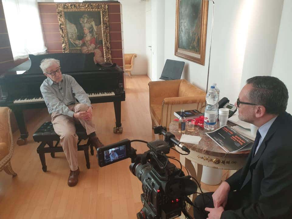 Woody Allen: How I got to La Scala