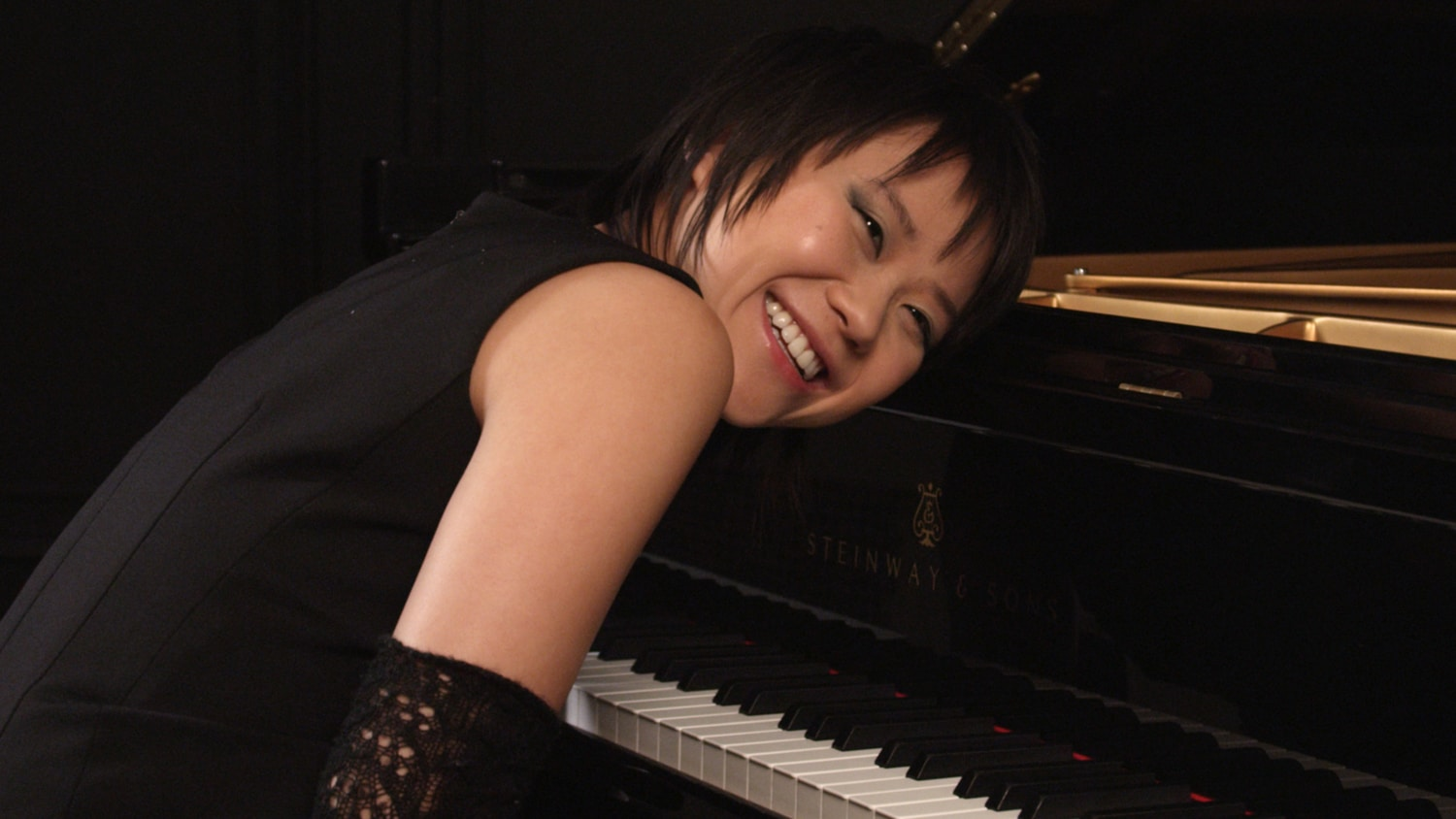 Slippedisc daily comfort zone (28): Yuja Wang, when young