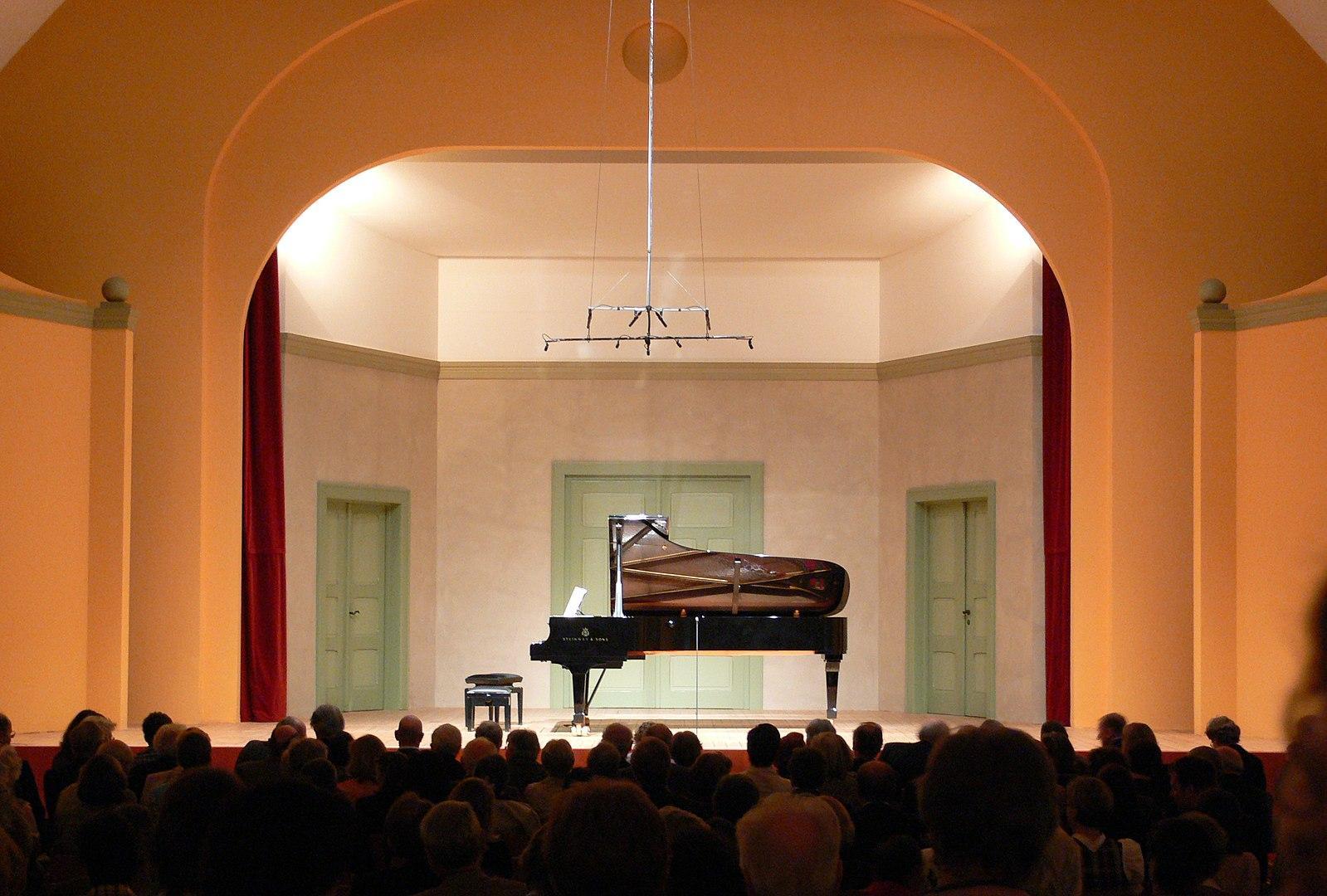 Andras Schiff's Schubert tiff blows up into full row