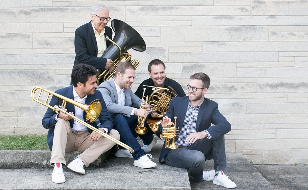 Canadian Brass replaces its trumpet