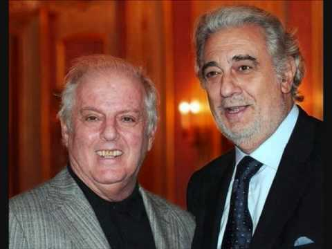 Berlin has an attack of Placido Domingo jitters