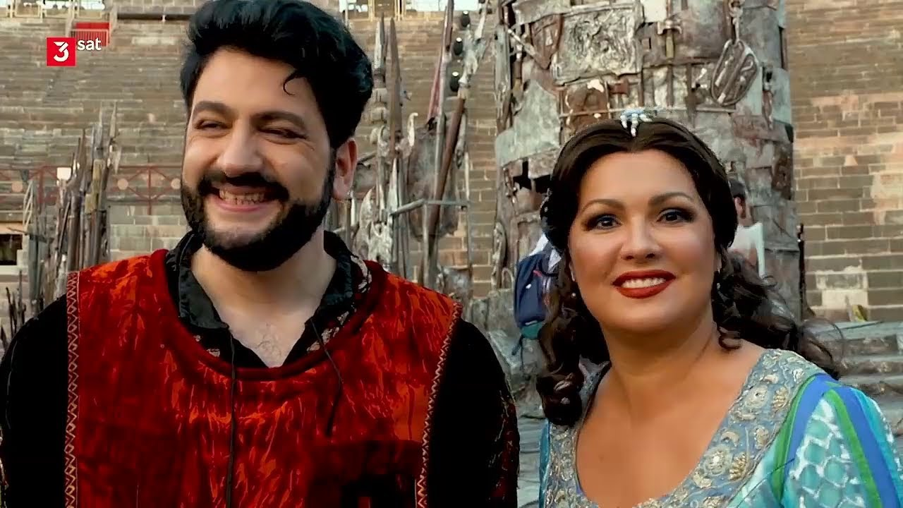 Netrebko pair will kick-start Austrian festival