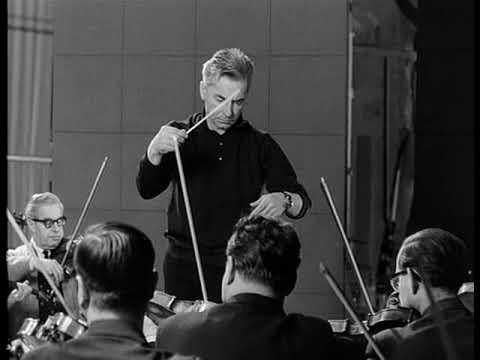How Karajan got his sound