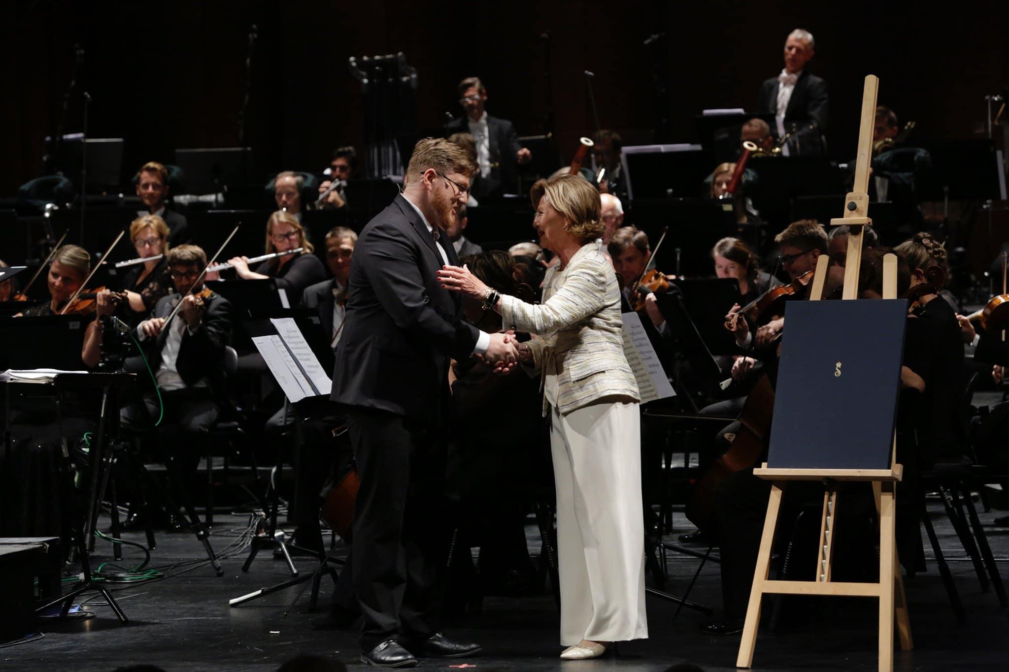 Russian baritone wins Oslo