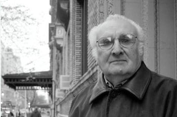 Death of a significant US modernist, 85
