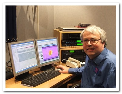 Sad death of a fine sound engineer