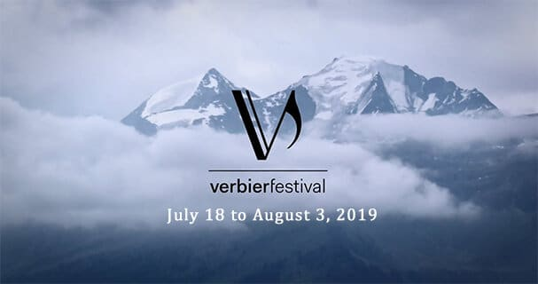 Verbier has ended, almost unnoticed