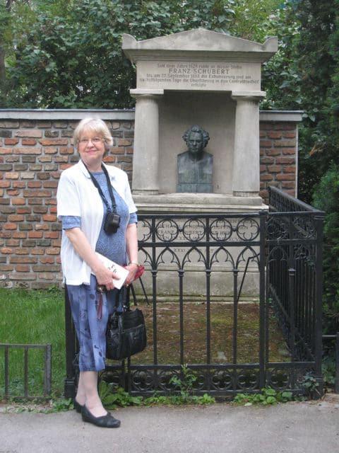 Death of combative Schubert scholar, 68