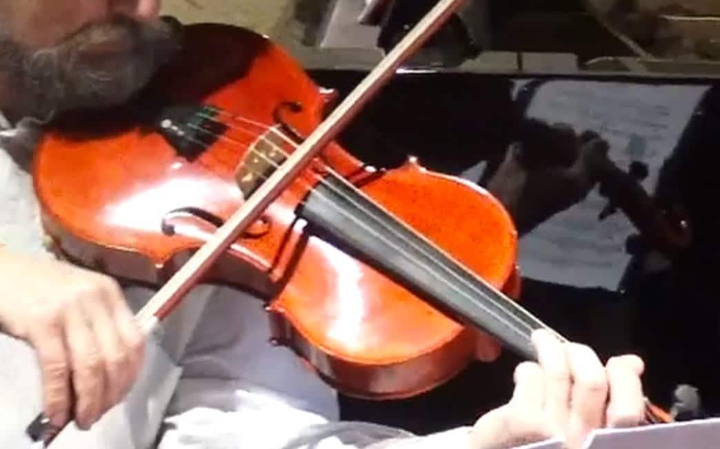 Theft alert: Violin and viola stolen near Paris