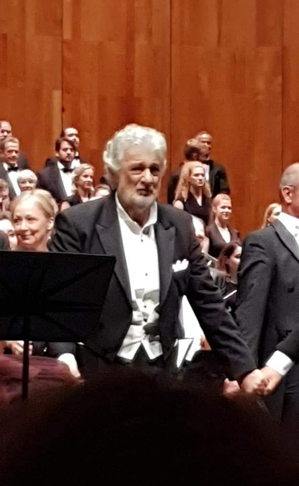 Salzburg Festival closes with 15-minute Domingo ovation