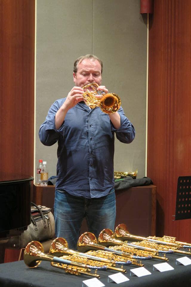 Berlin Philharmonic seeks trumpet voluntary