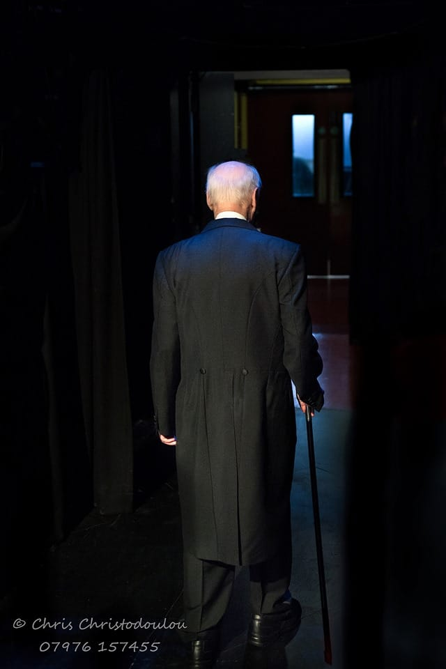 Concertgebouw bans Haitink from its Beethoven box