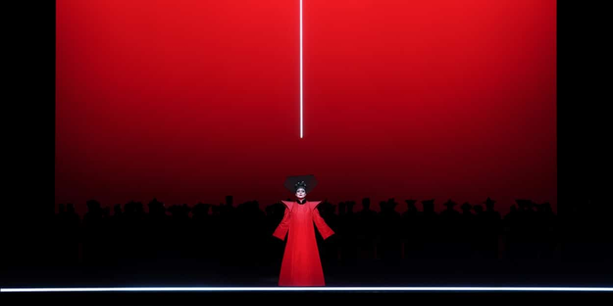 So now Turandot is offensive to Chinese people…