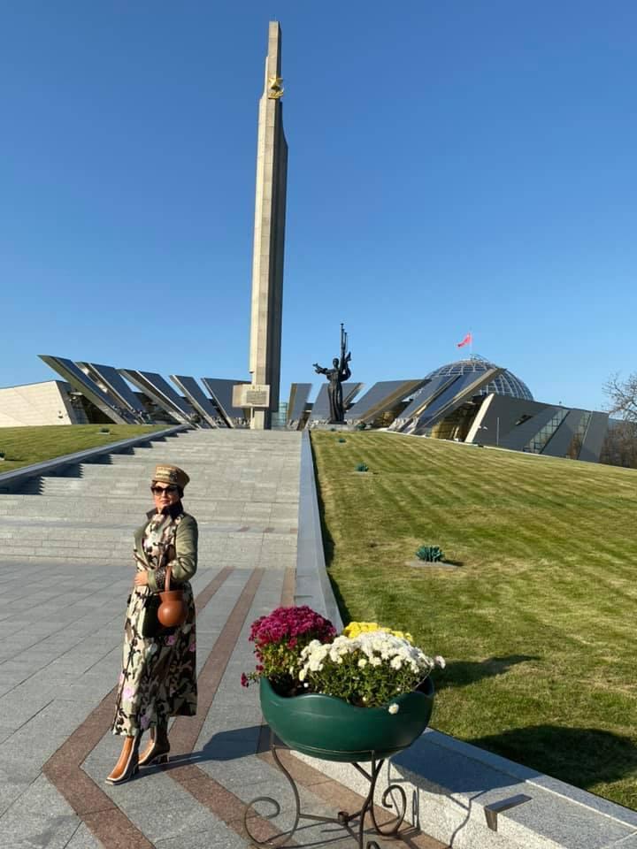 Onward, Putin's soldier