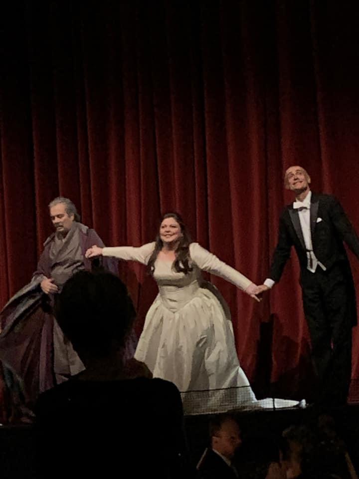 Aussie soprano makes unscheduled Vienna debut