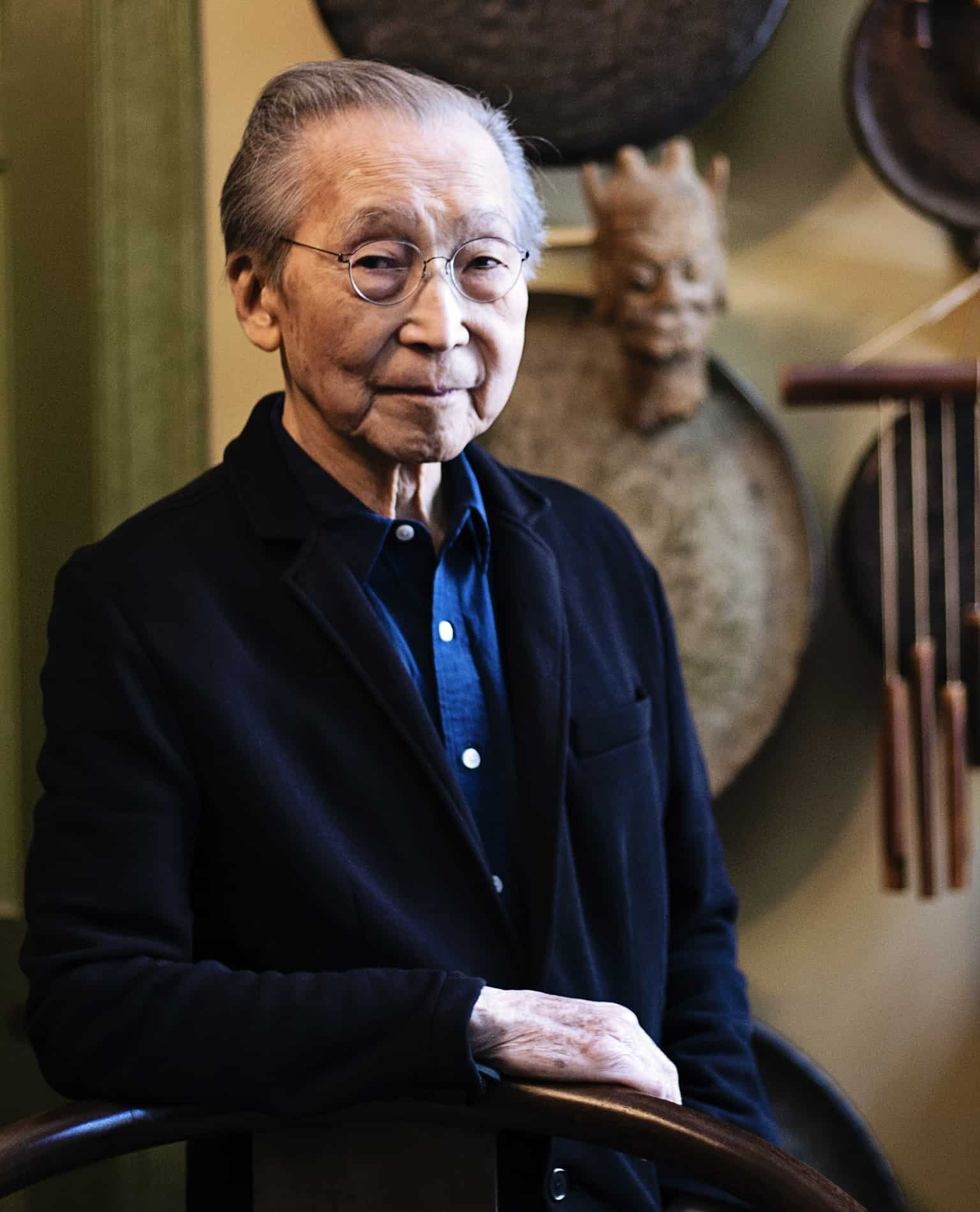 Mourning for Chinese-American composer, 96