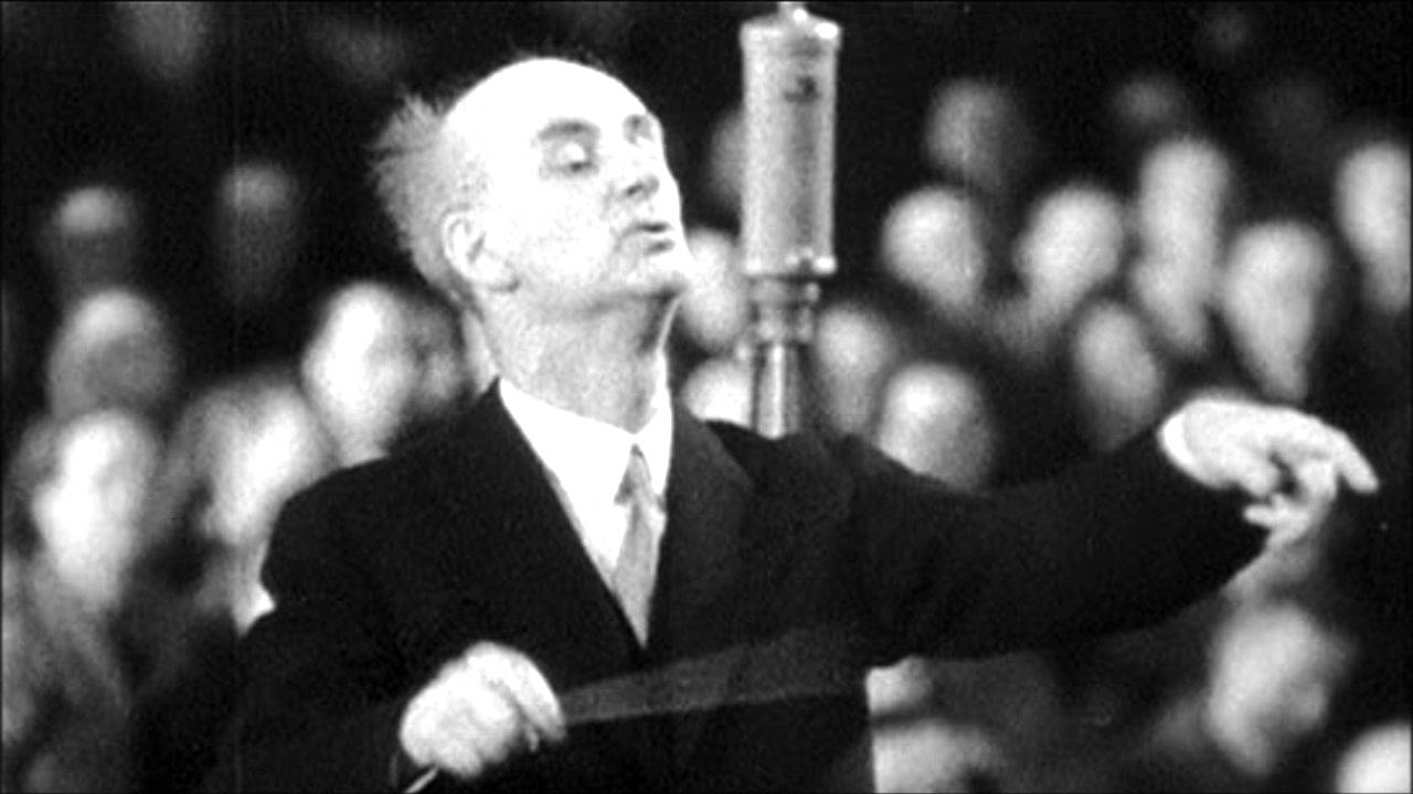 Furtwängler's composing talent is too small to be measured on any musical scale