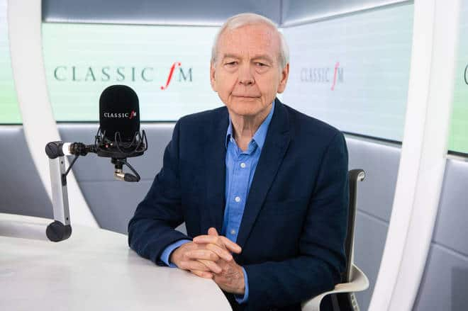 Not Today, thanks: John Humphrys goes weekly at Classic FM care home